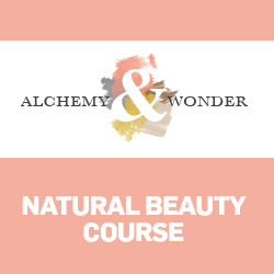 Alchemy & Wonder Natural Beauty course
