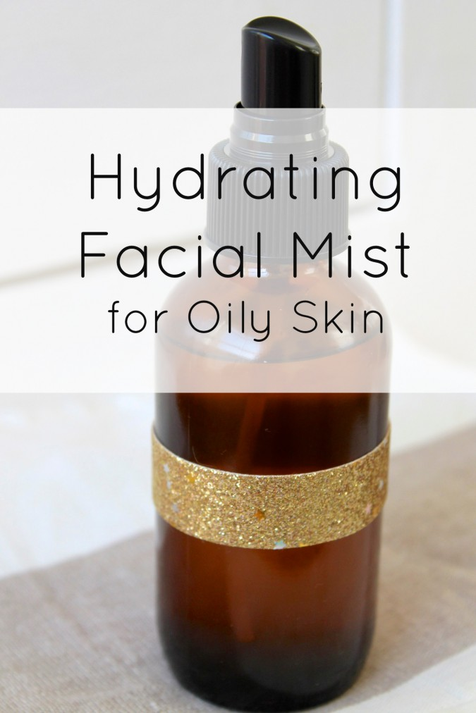Hydrating Facial Mist for Oily Skin