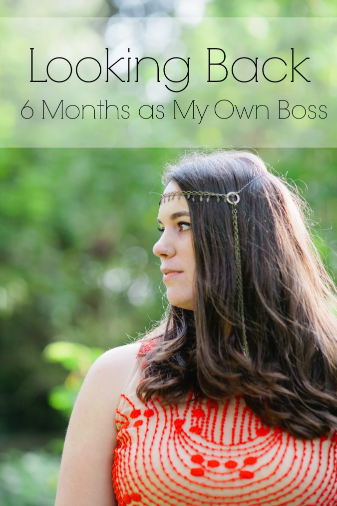 Looking Back - 6 Months as My Own Boss