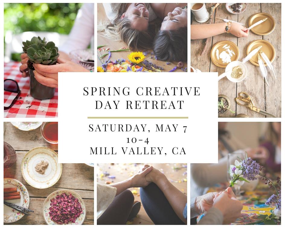 5-7 Creative Day Retreat Page