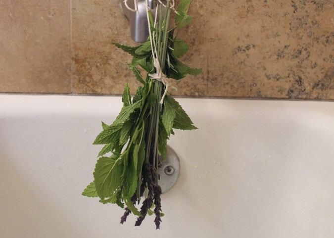 Herbal Bath Bouquet