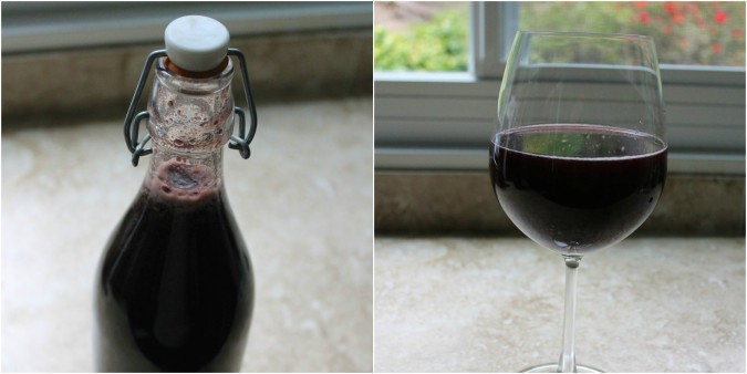 Homemade Elderberry Ginger Soda