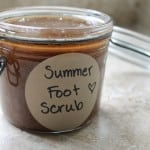 Summer Softening Foot Scrub