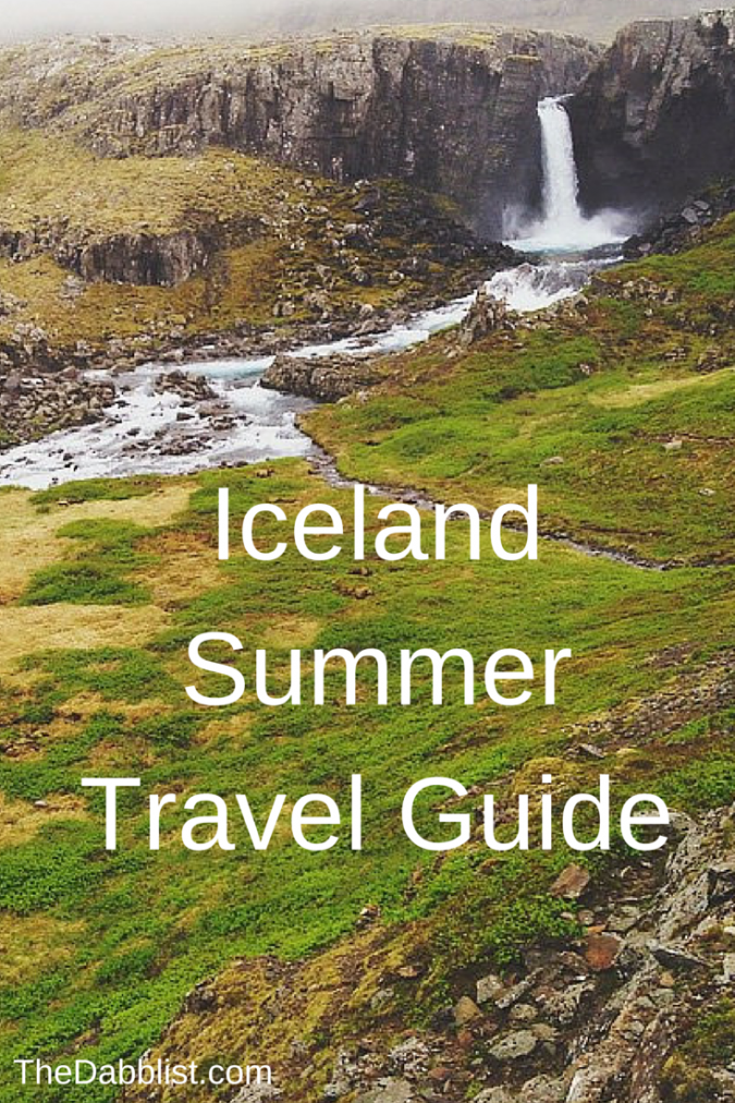Iceland Summer Travel Guide