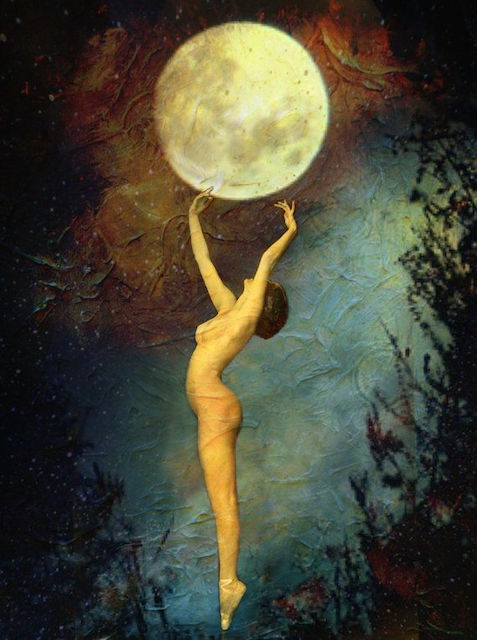 Trusting Your Body {Moon Cycle Series Part 5}