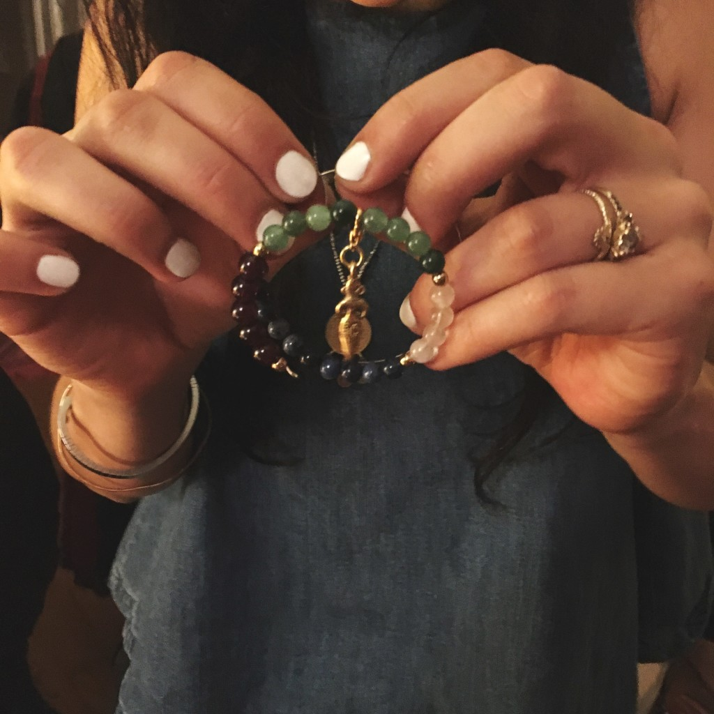 Make a Beautiful Bracelet to Track Your Moon Cycle