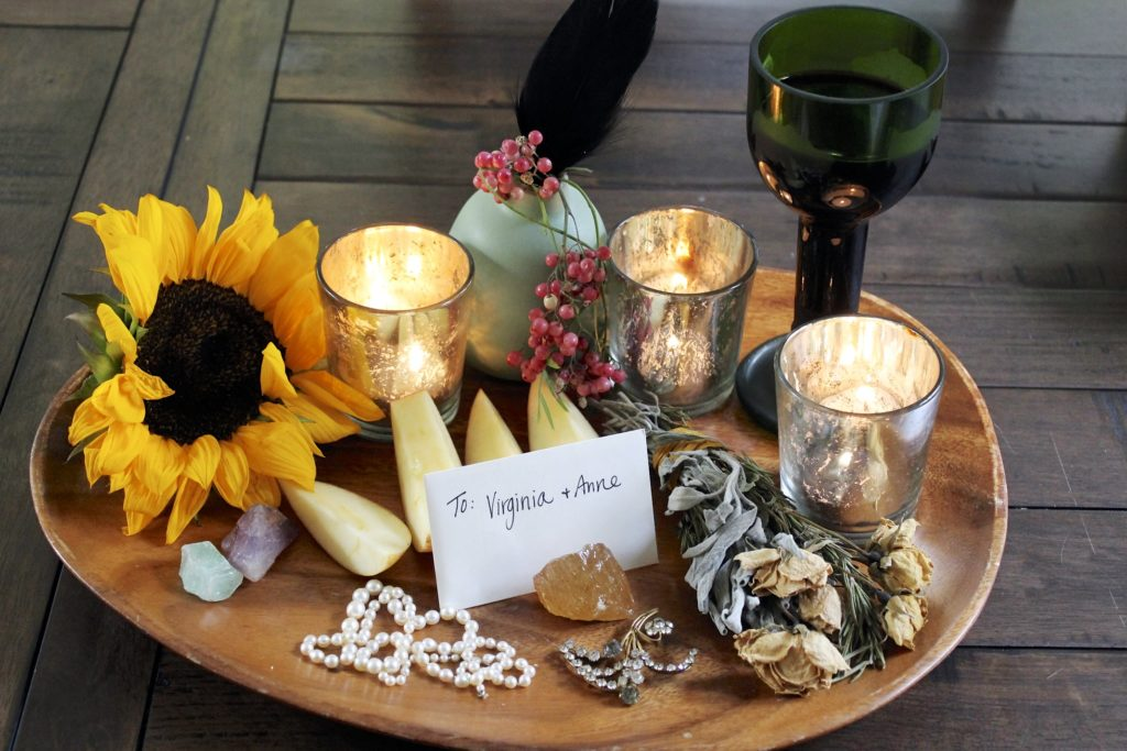 Remember & honor the women who came before you. {Autumn Ancestor Ritual}