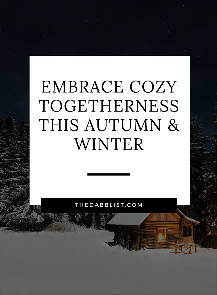 Click through to learn more about how to embrace the Scandanavian concept of HYGGE this winter.