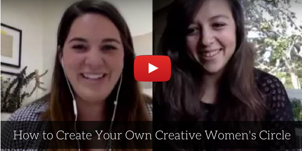 How to Create Your Own Creative Women's Circle