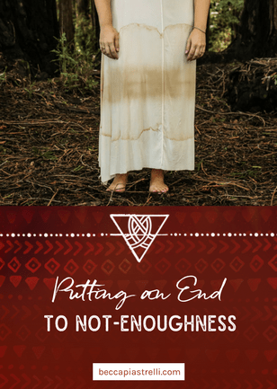 Putting an End to Not-Enoughness