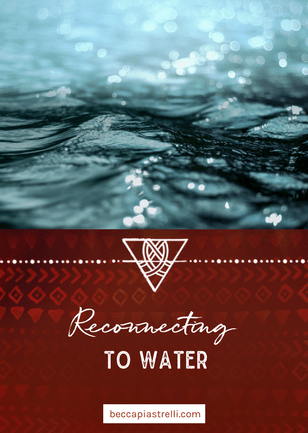 Reconnecting To Water