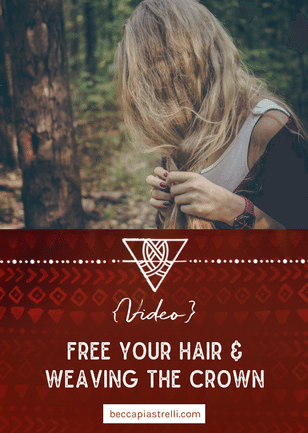 {VIDEO} Free Your Hair & Weaving the Crown