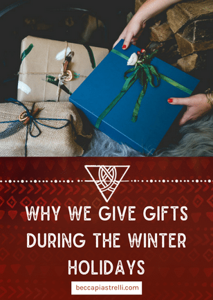 Communal Wellbeing & Goodwill: Why we give gifts during the winter holidays