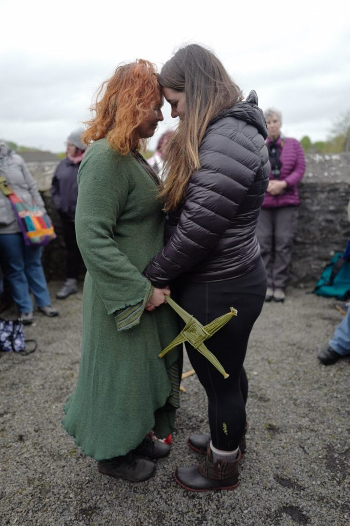 fire blessing of Brigid