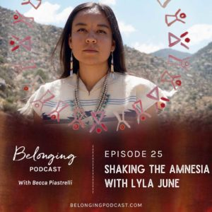 Shaking the Amnesia with Lyla June
