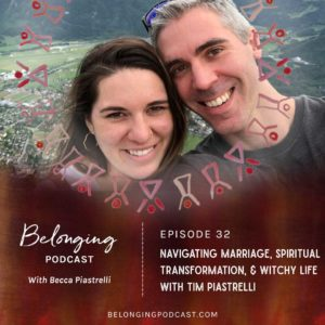 Navigating marriage, spiritual transformation & witchy life