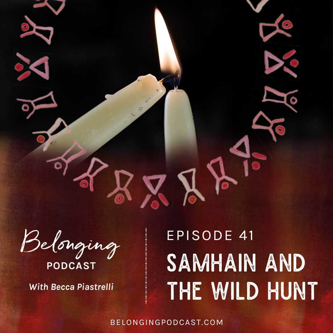 Episode #41: The Season of Samhain and the Wild Hunt