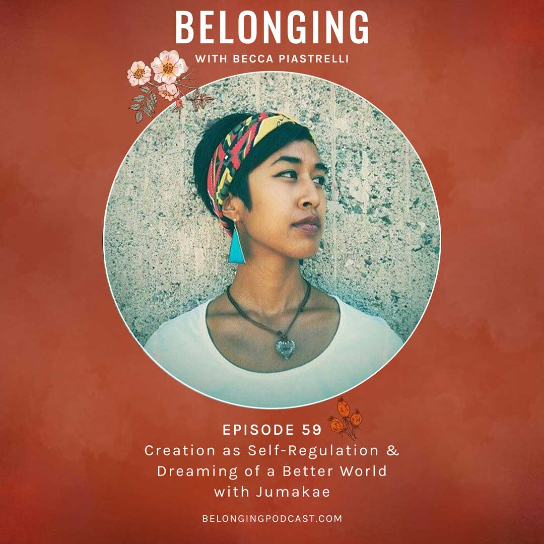 Episode #59: Creation as Self-Regulation & Dreaming of a Better World with Jumakae
